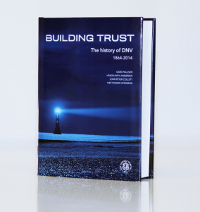 Building Trust: the History of DNV 1864-2014.